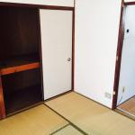 【名古屋市東区】N様解体予定の県営団地にて遺品整理