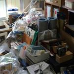 【名古屋市守山区】ゴミの山になったお部屋の遺品整理と不要品回収